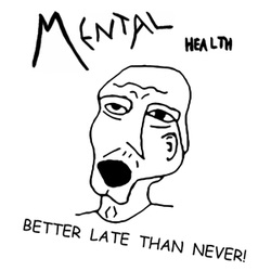 MENTAL HEALTH - album cover